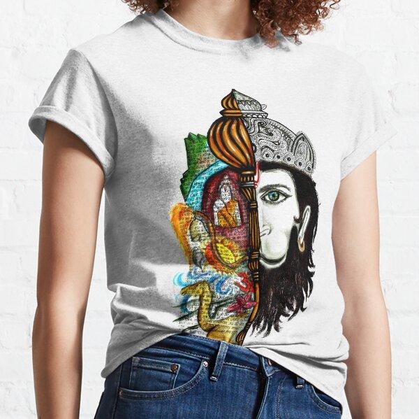 Lord Hanuman Classic T-Shirt