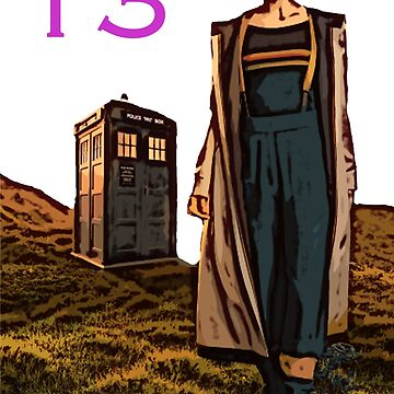 Doctor Who - 13th Doctor  by PopClothing