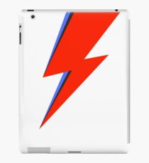 Ziggy Style Flash RED LIGHTNING iPad Case/Skin
