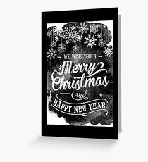 Holiday design - Christmas Greeting Card