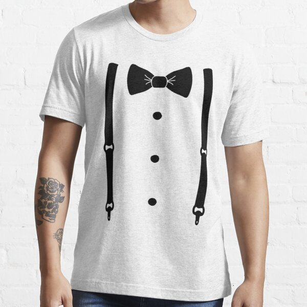 Bow Tie & Slacks (Black tie) Essential T-Shirt