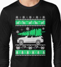 Subaru Forester Car Ugly Christmas Shirt, Perfect Xmas gift for driver T-Shirt