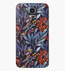 Mitternacht Hülle & Skin für Samsung Galaxy