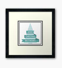 Holiday design - Christmas Framed Print