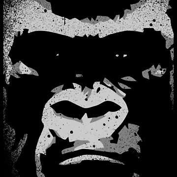 Kong by Abili-Tees