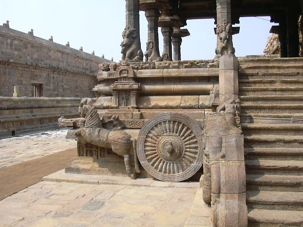chariot by pugazhraj