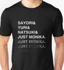 Just Monika. T-Shirt