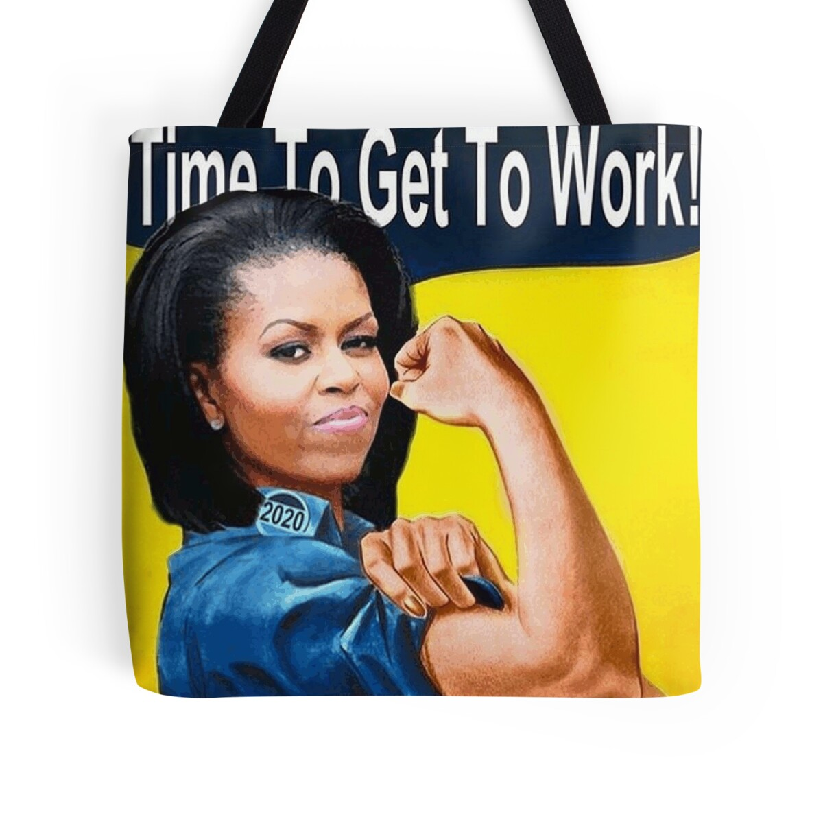 Michelle obama 2020 michelle obama for president tote bags by michelle obama 2020 michelle obama for president by jasonaldo00 kristyandbryce Choice Image