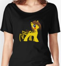 Pika Pony Women's Relaxed Fit T-Shirt
