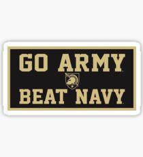GO ARMY Sticker