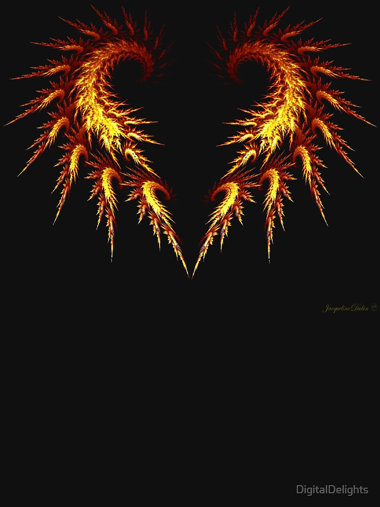 Heart On Fire by DigitalDelights
