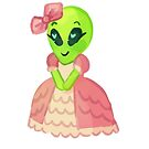 Pretty and Proper. And Extraterrestrial. by labradollars