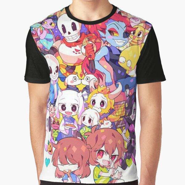Undertale Heart Camiseta gráfica