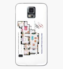 Apartment of Will Truman and Grace Adler Case/Skin for Samsung Galaxy
