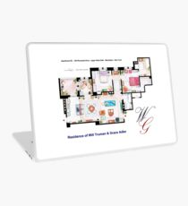 Apartment of Will Truman and Grace Adler Laptop Skin
