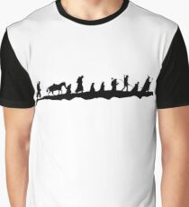 Fellowship black Graphic T-Shirt