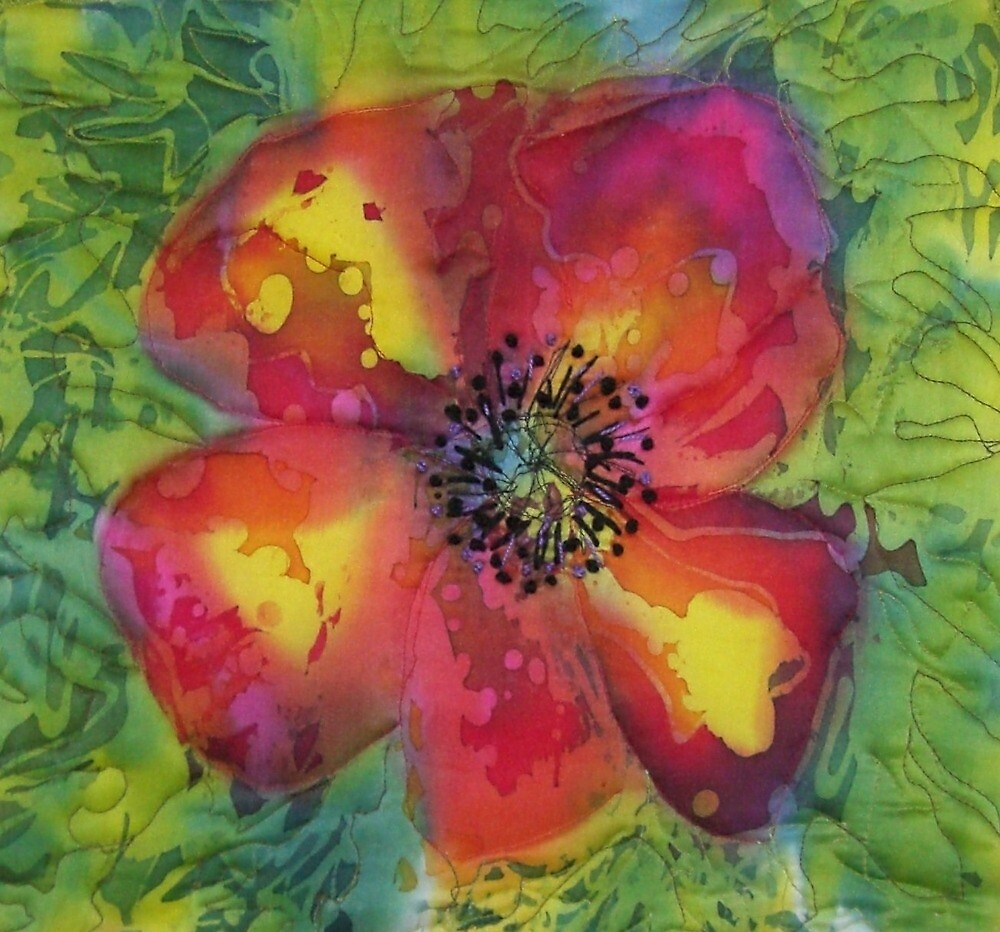 Poppy by Susan Scott