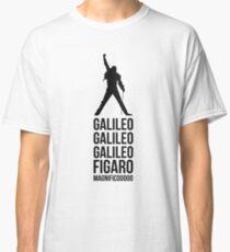 Camiseta clásica QUEEN - Bohemian rhapsody