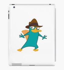 Perry das Schnabeltier iPad-Hülle & Klebefolie