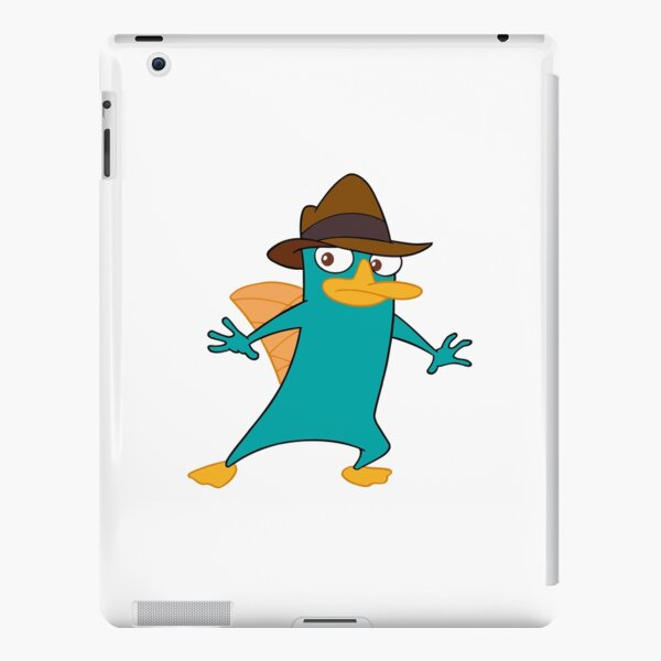 Perry The Platypus iPad Snap Case