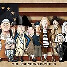The Founding Fathers by Craig Wetzel