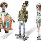 Fashion illustrations by illustratedyou