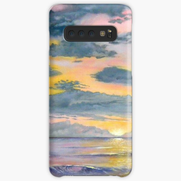 Here Comes the Sun Samsung Galaxy Snap Case
