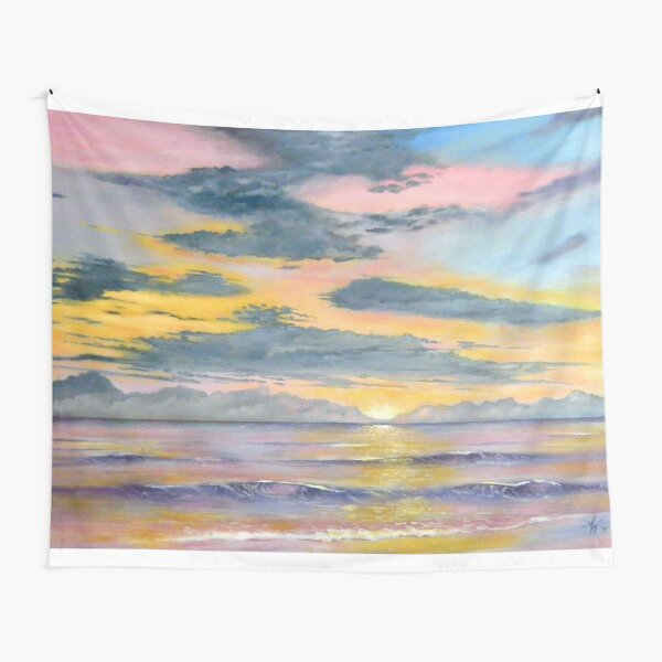Here Comes the Sun Tapestry