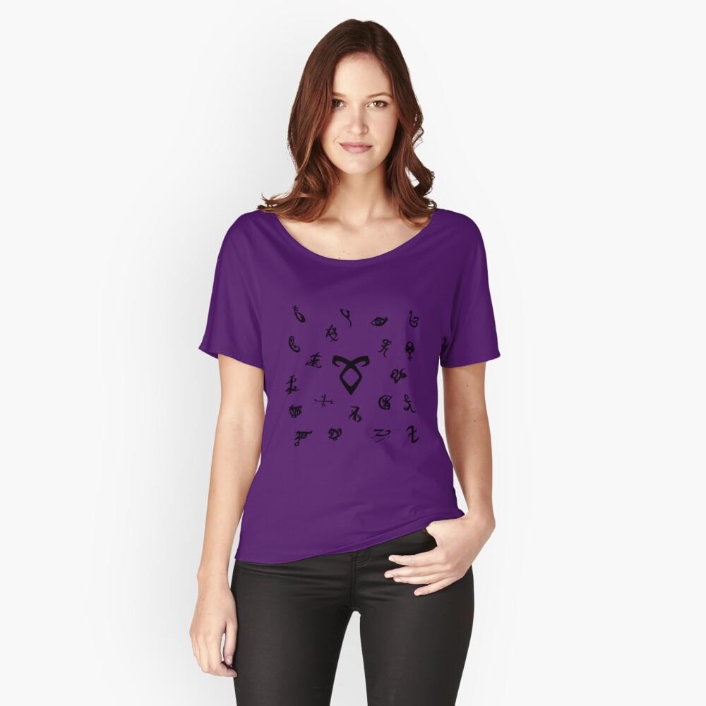 Runen Loose Fit T-Shirt