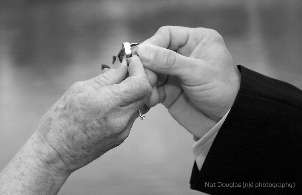 the touching of the rings by Nat Douglas (njd photography)