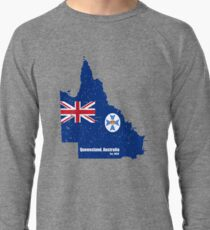 Queensland, Australia  Lightweight Sweatshirt
