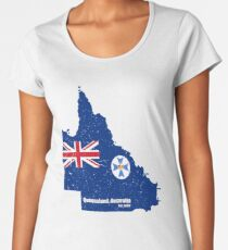 Queensland, Australia  Women's Premium T-Shirt