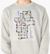 Apartments of Will Truman, Grace Adler and Jack MacFarland Pullover