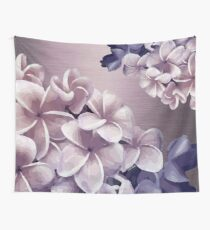 Imperfect Plumeria Wall Tapestry