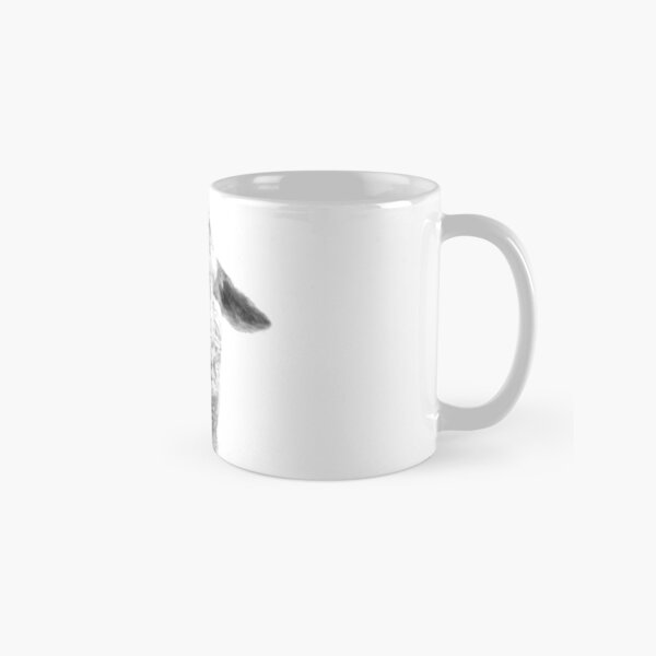 Black and White Llama Classic Mug