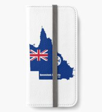 Queensland, Australia iPhone Wallet/Case/Skin