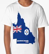 Queensland, Australia Long T-Shirt