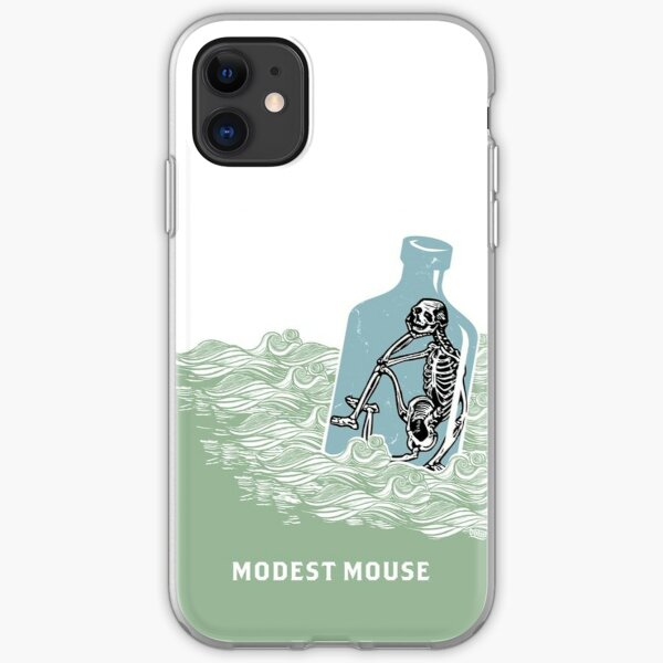 Modest Mouse Bottle iPhone Soft Case