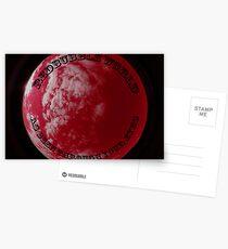 RedBubble Postcards