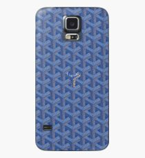 blue goy Case/Skin for Samsung Galaxy