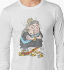 Happy Victoria Day Long Sleeve T-Shirt