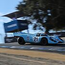 917 Corkscrew by vintagecars