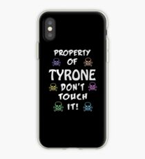 Property of Tyrone iPhone Case