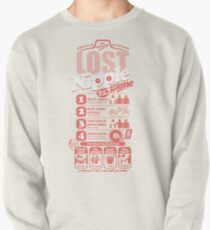 The Lost Nipple Game - A Game On A Tee Pullover