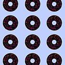 Donuts by emilypigou