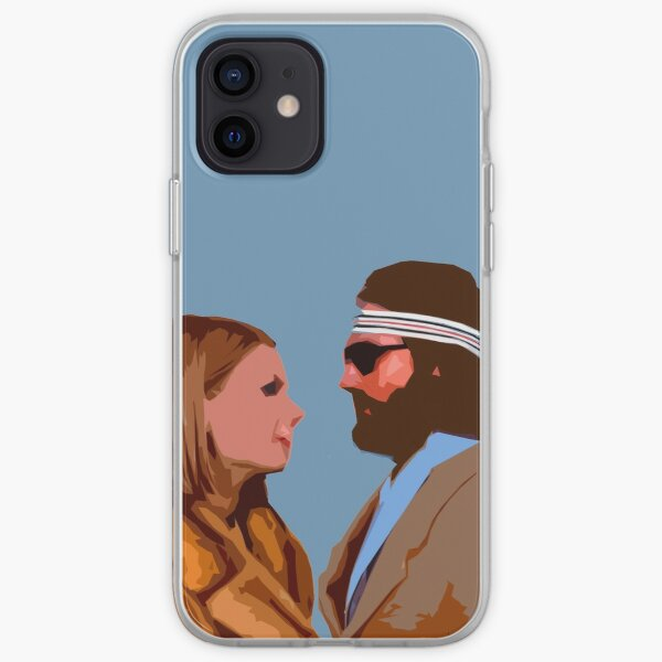 The Royal Tenenbaum - Margot and Richie  iPhone Soft Case