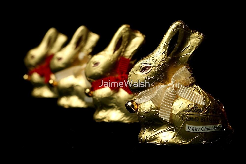 Lindt Bunnies by JaimeWalsh