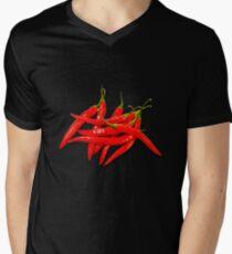 Spicy Men's V-Neck T-Shirt