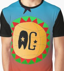 Basketball AG design Graphic T-Shirt