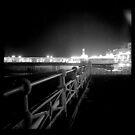 Brighton Side walk  by yunyummy88